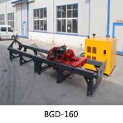 BGD-160G导向螺旋水平钻机介简
