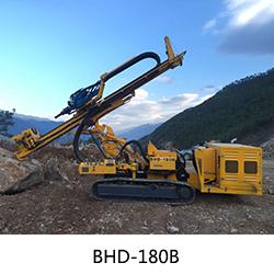 BHD-180B锚固钻机简介