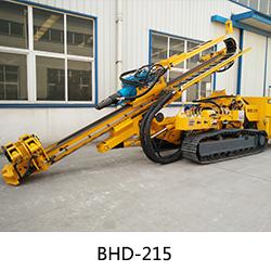 BHD-215多功能全液压(锚固)钻机简介